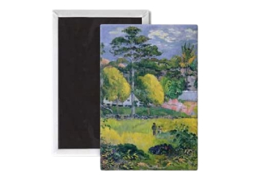 custom Paul Gauguin Tinplate Magnet wholesale manufacturer and supplier in China