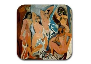 custom The Ladies of Avignon Coaster wholesale manufacturer and supplier in China