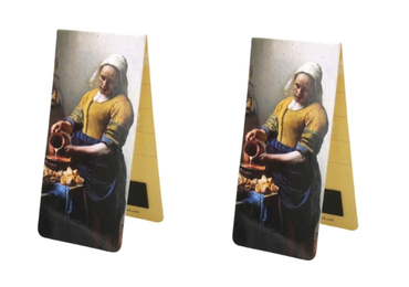 custom The Milkmaid Paper Bookmarks wholesale manufacturer and supplier in China