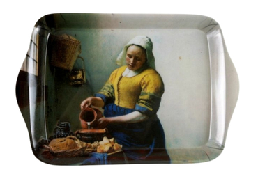 custom The Milkmaid Serving Tray wholesale manufacturer and supplier in China